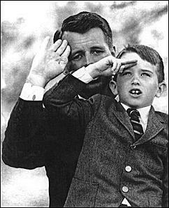 Robert F. Kennedy Sr. and Jr.
