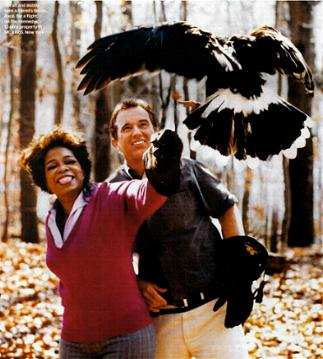 RFK Jr, Oprah, and Falcon